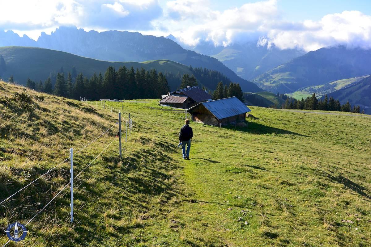 Stunning Jaun Pass hike in Switzerland