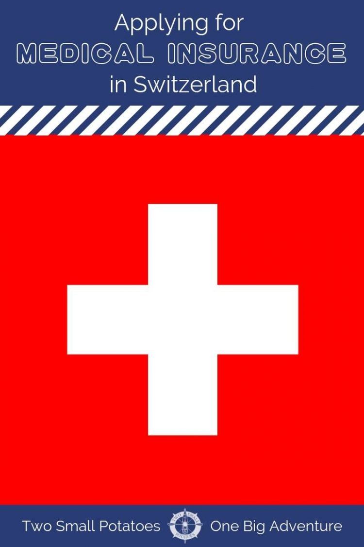 PIN, Applying for health insurance in Switzerland by Two Small Potatoes