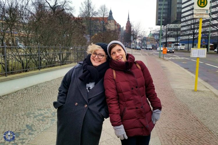 Girls' trip to Berlin from Switzerland