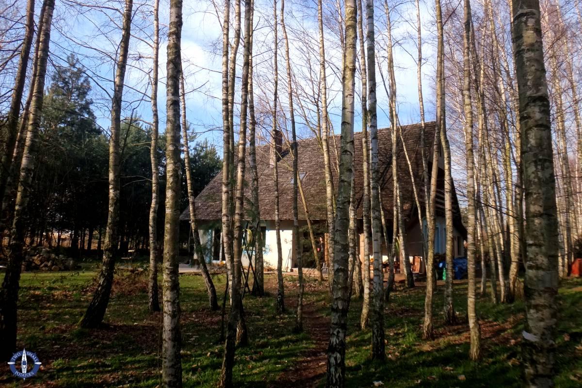 Ula's house in Poland