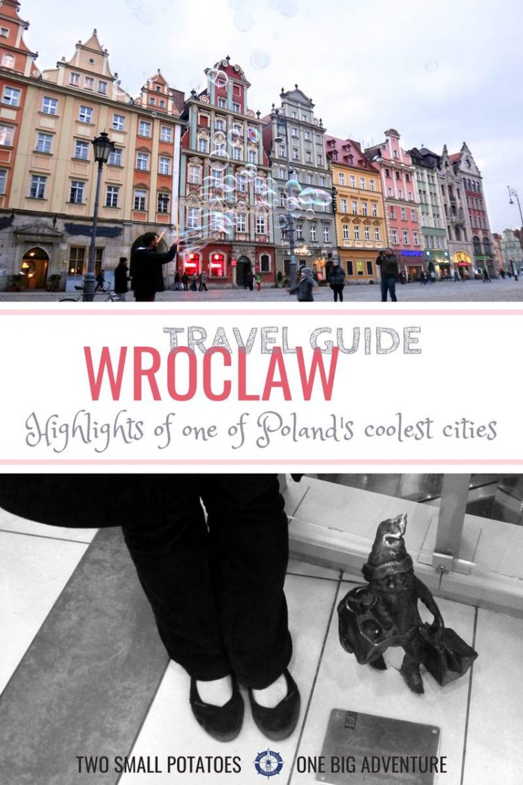 PIN, Things to do in Wroclaw Poland, Two Small Potatoes Travel