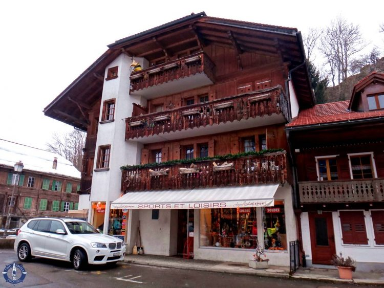 Jacques Luthy Sport ski rentals in Charmey