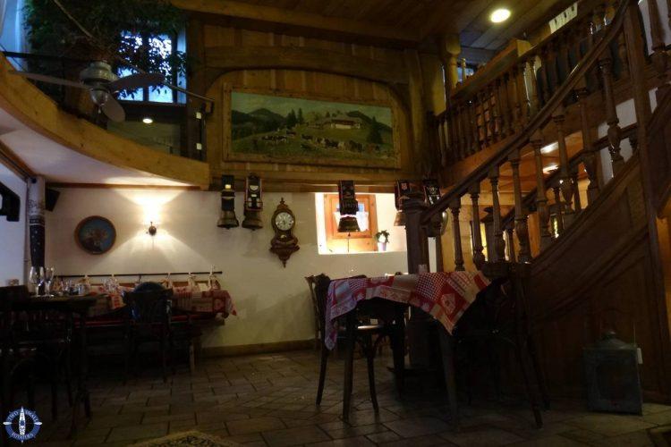 Hotel de l'Etoile in Charmey, Switzerland