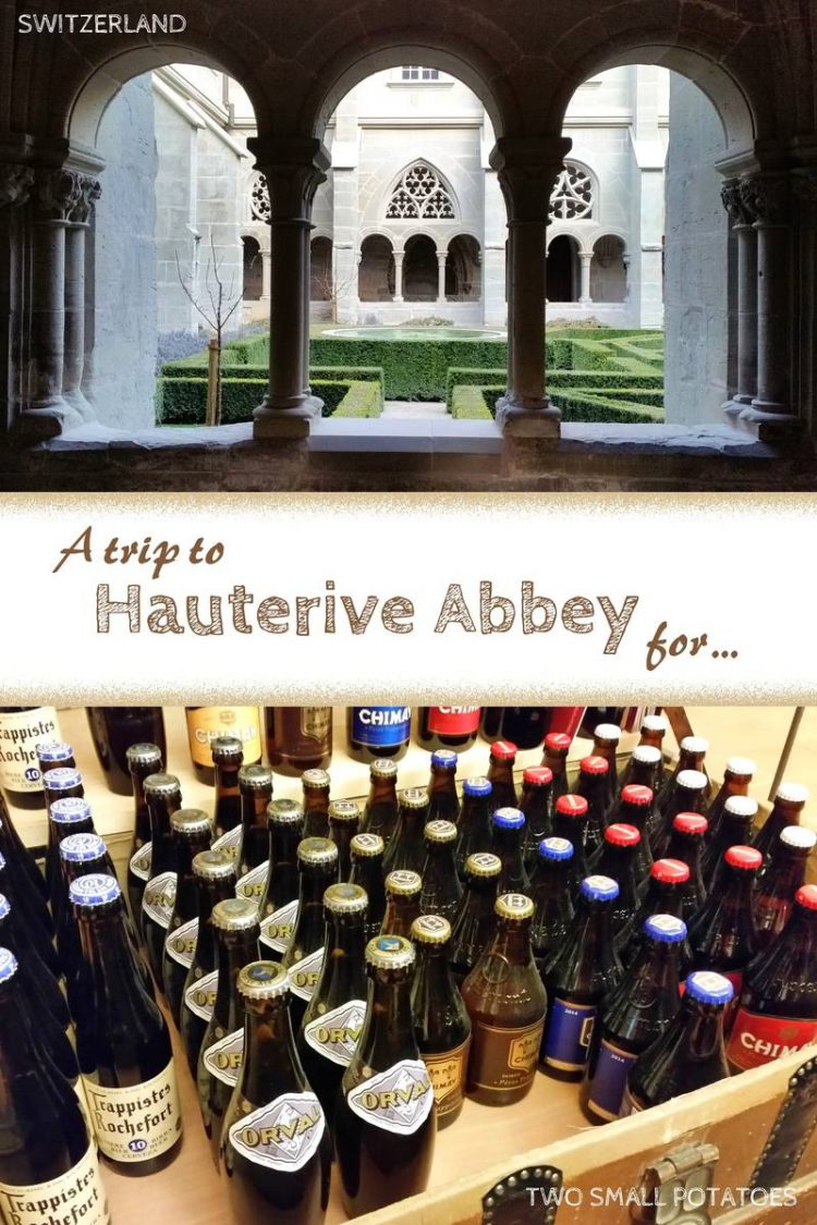 PIN, Visiting Hauterive Abbey for BEER by Two Small Potatoes Travel