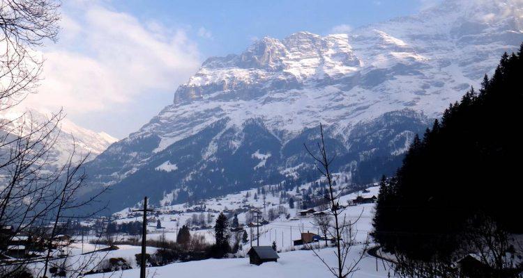 Alps in Grindelwald, Switzerland