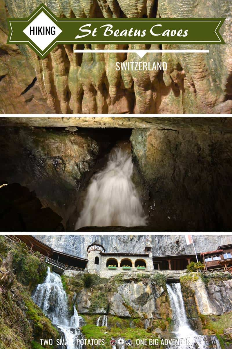 PIN 2, Hiking the St Beatus Caves by Two Small Potatoes Travel
