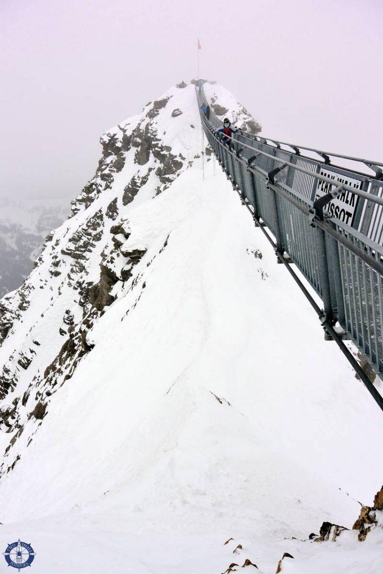Glacier 3000 Peak Walk by Tissot