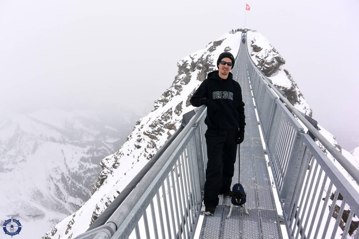 Glacier 3000 at Les Diablarets