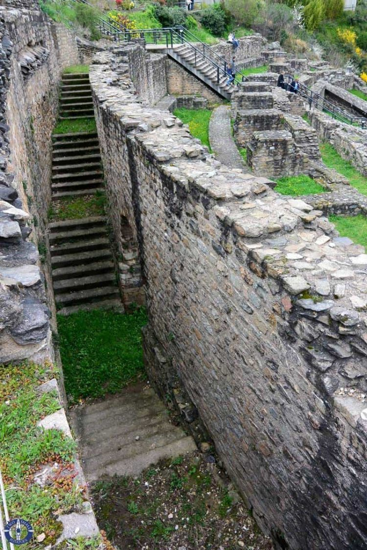 UNESCO Roman Amphitheater in France by Two Small Potatoes Travel Blog