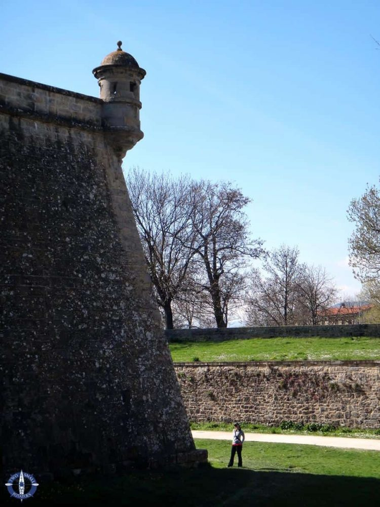 Redin Bastion, one of the coolest things to do in Pamplona