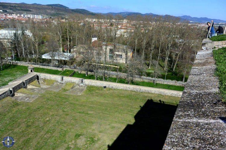 Redin Bastion of Pamplona's medieval city