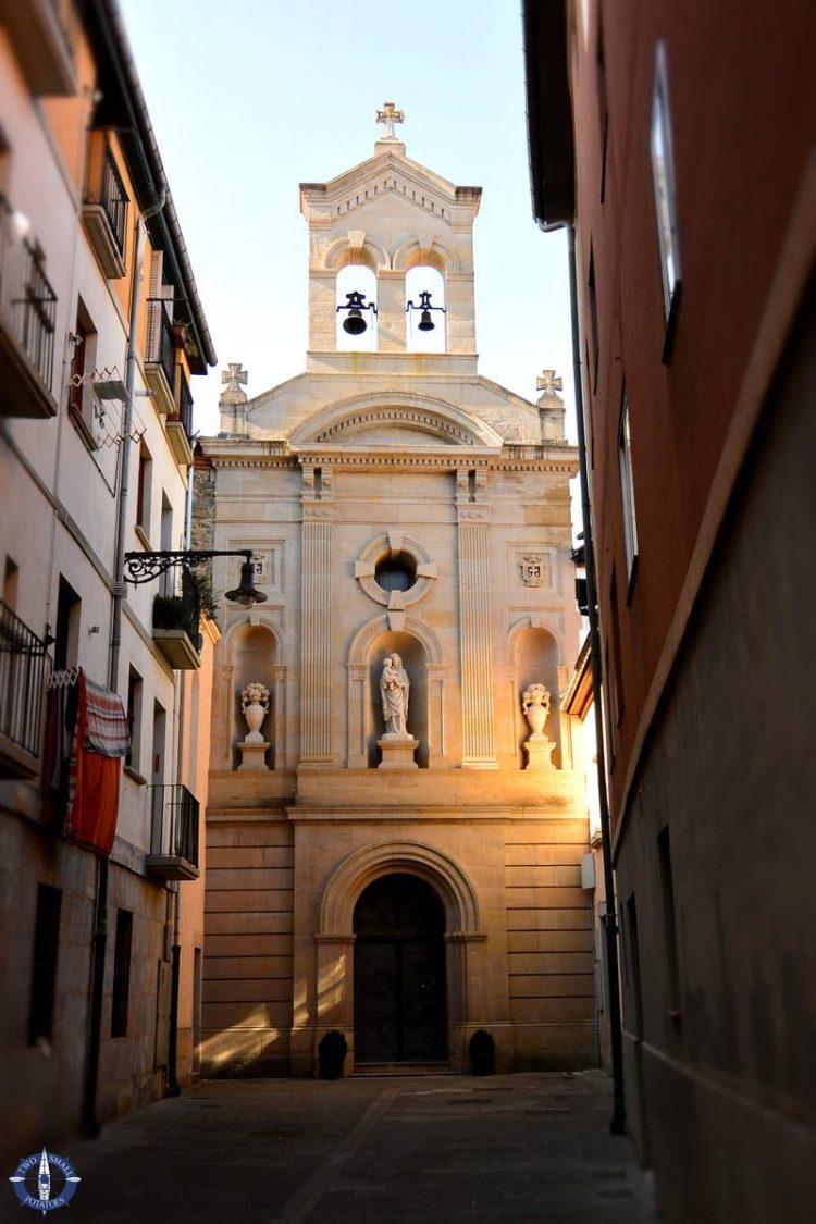 Convent of the Carmelitas Descalzas in Pamplona