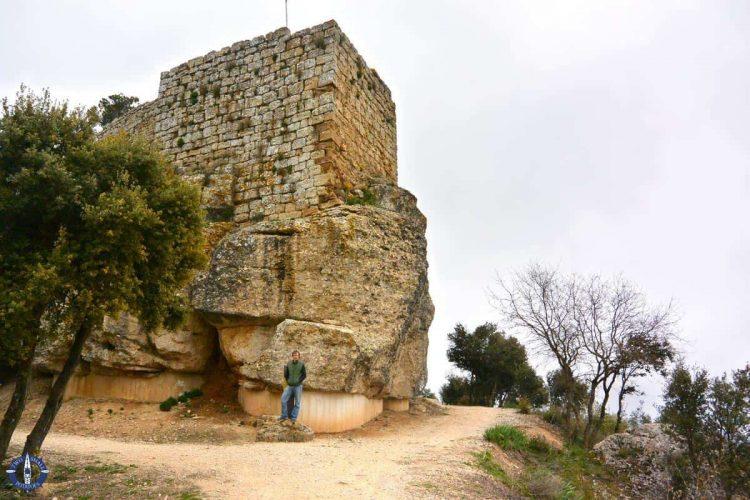 Castillo de San Esteban de Deyo, Navarra, Spain
