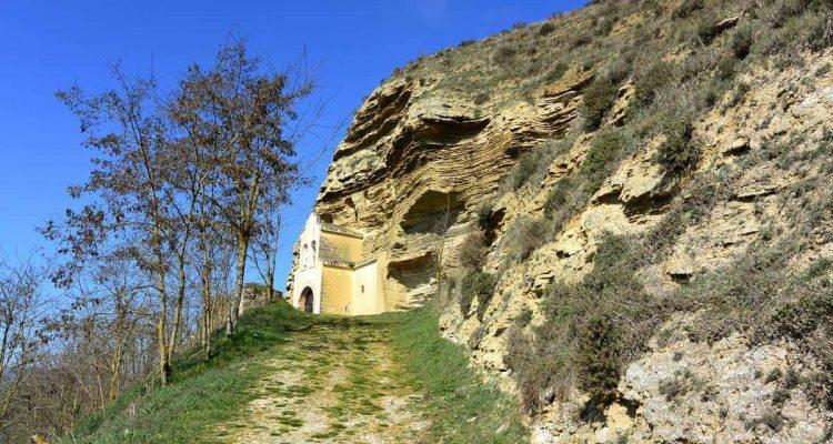 Cave Hermitage of Tosantos, Spain