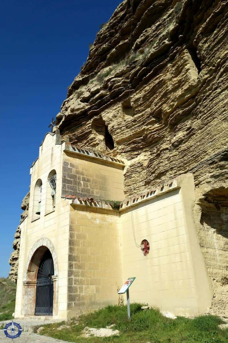 Ermita Rupestre de Santa Maria in Spain