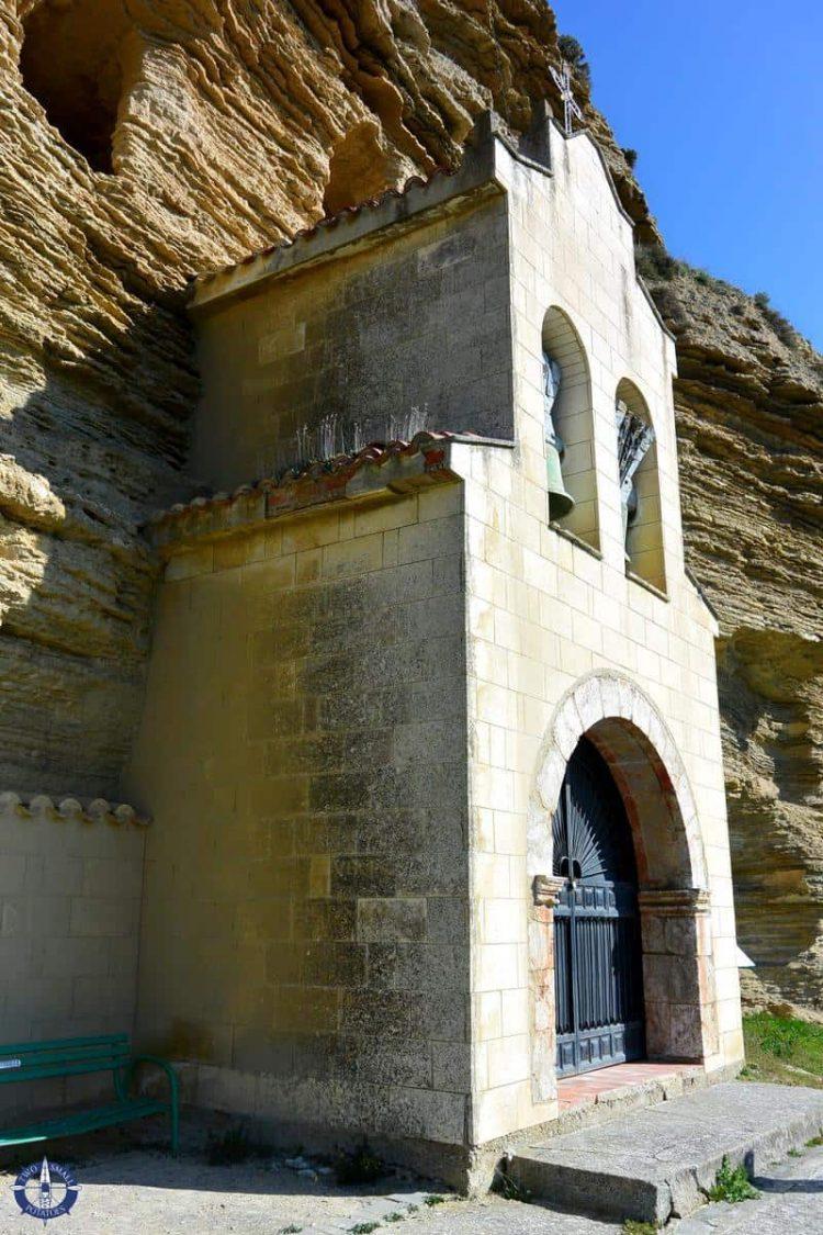 Hermitage in Navarre, Spain