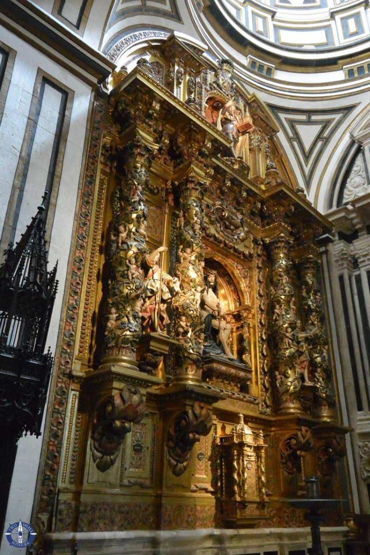 Chapel of San Enrique in Burgos, Spain