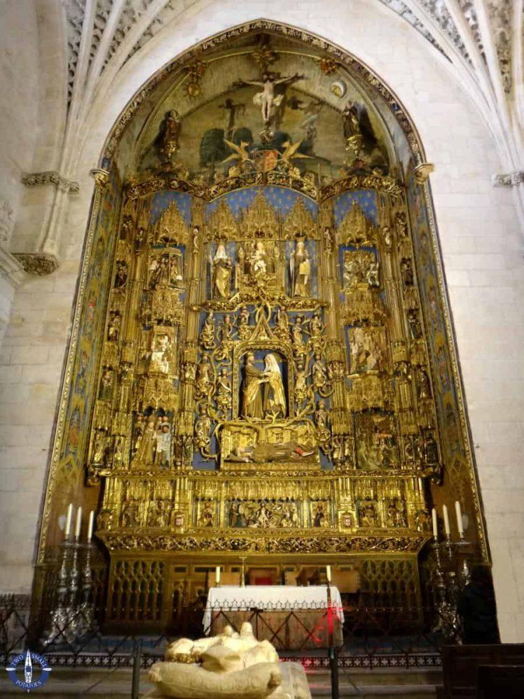 Santa Ana Chapel in Burgos