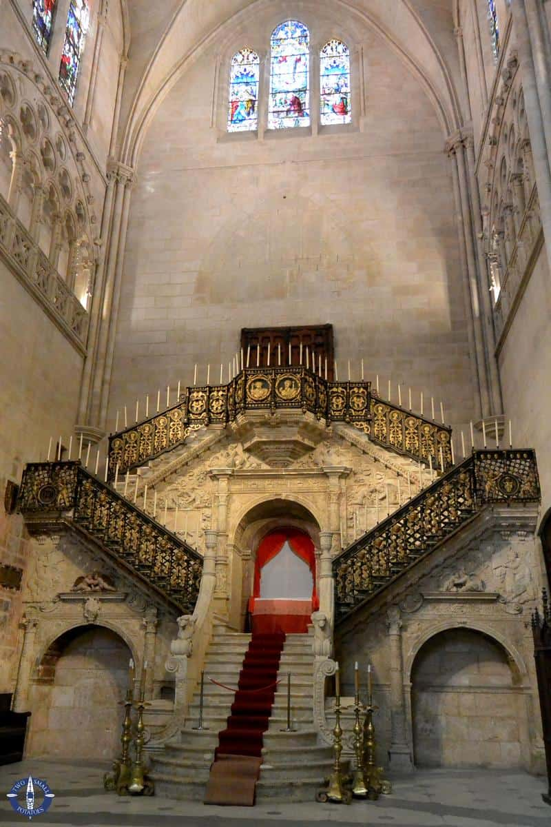 The Golden Staircase, Burgos Cathedral, Spain