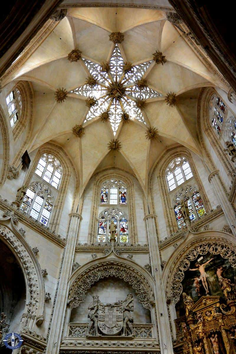 Capilla de los Condestables, Burgos Cathedral, Spain