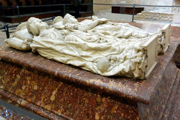 Tomb in the Chapel of the Constables