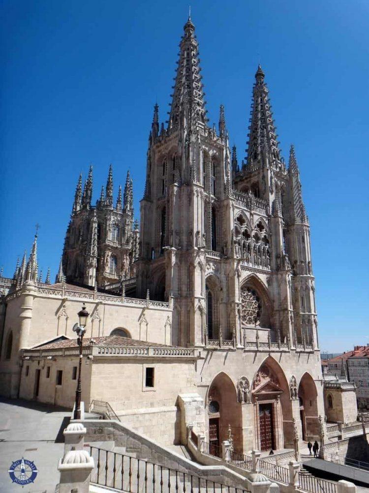 Cathedral of Santa Maria in Burgos, Spain