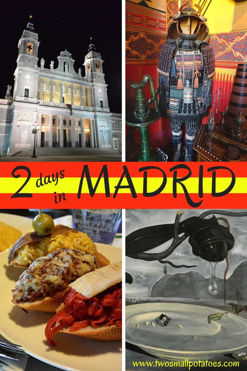 PIN, Things to do in Madrid by Two Small Potatoes Travel