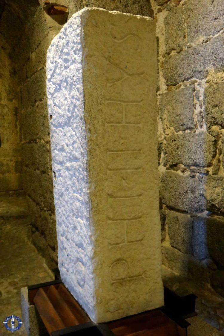 Cornerstone laid at El Escorial monastery in Spain