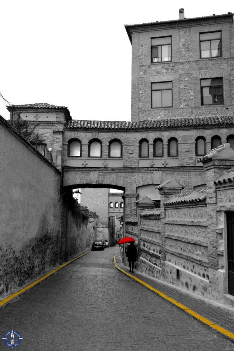 Charming Calle Obispo Gandasegui, free things to do in Segovia