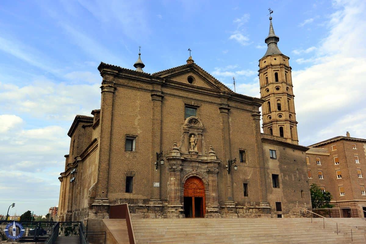 Church of San Juan of the Panetes in Spain