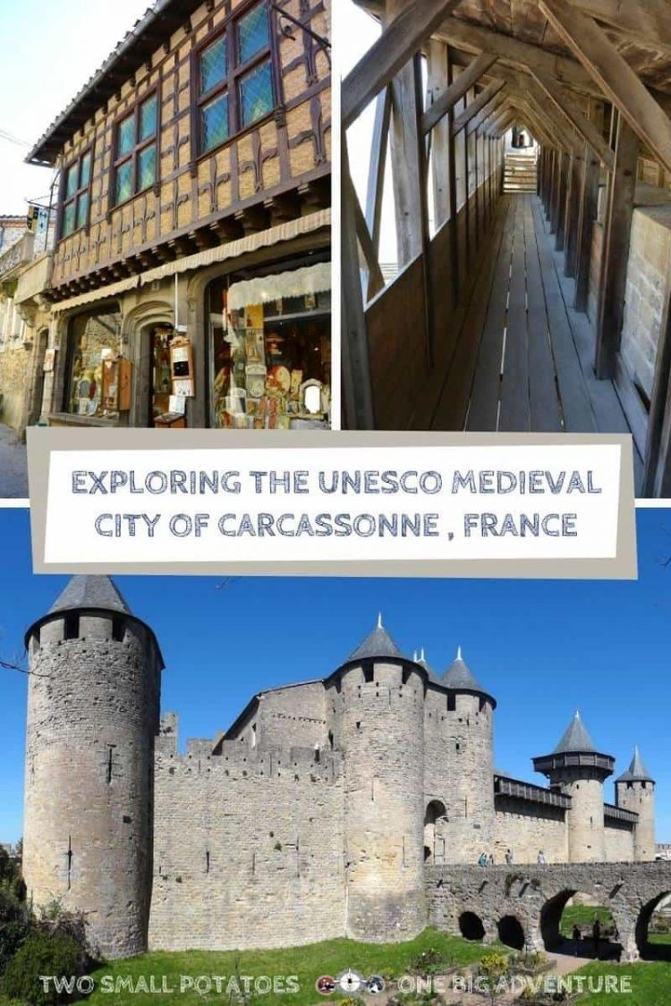 PIN 2, Ultimate guide to France's medieval Cite de Carcassonne