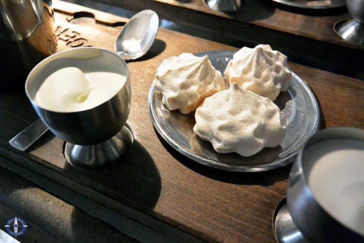 Photo of Swiss Gruyeres meringues and double cream for sale on Fine Art America