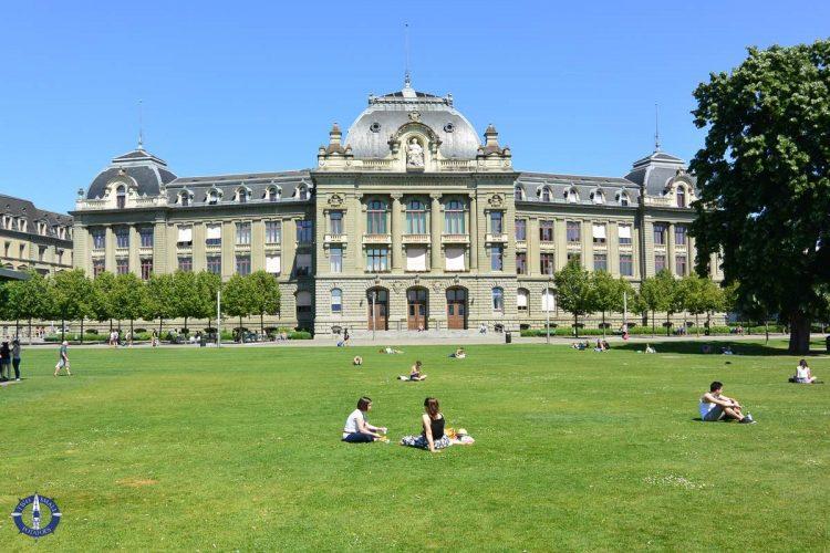 University of Bern in Bern, Switzerland