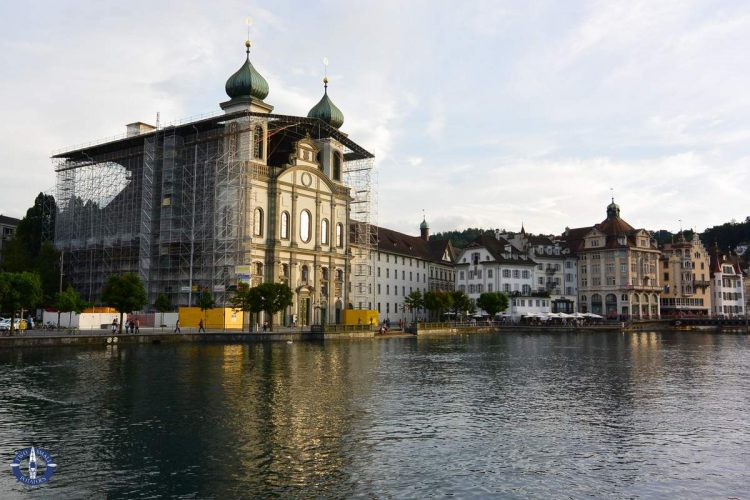 Jesuit Church, one of the top things to do in Lucerne, Switzerland