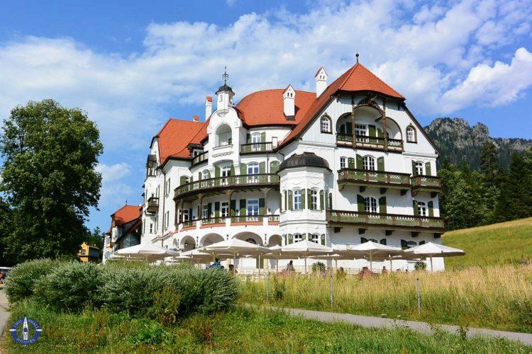 Museum of the Bavarian Kings in Schwangau, Germany