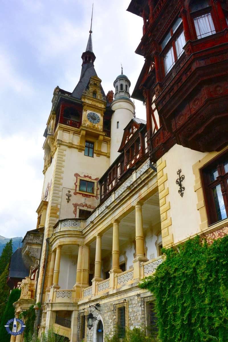 Image of Peles in Romania for sale on Fine Art America
