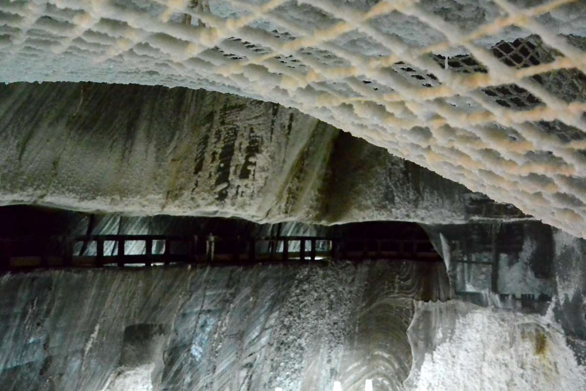Mine Theresa, Salina Turda Salt Mine, Romania