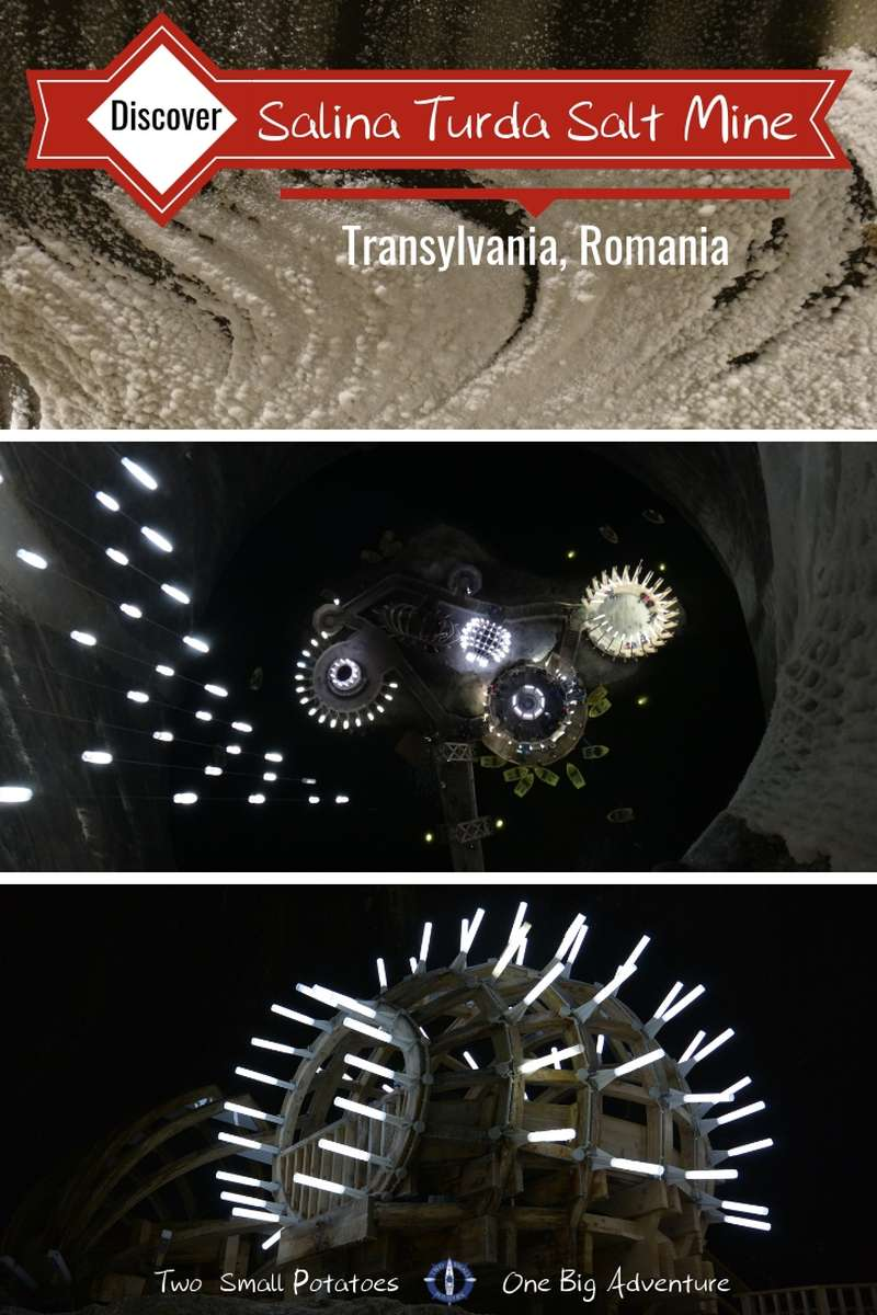Salina Turda Salt Mine is a museum and amusement park 400 feet underground. It's a hidden gem in Transylvania, Romania. Business Insider included it on their list of