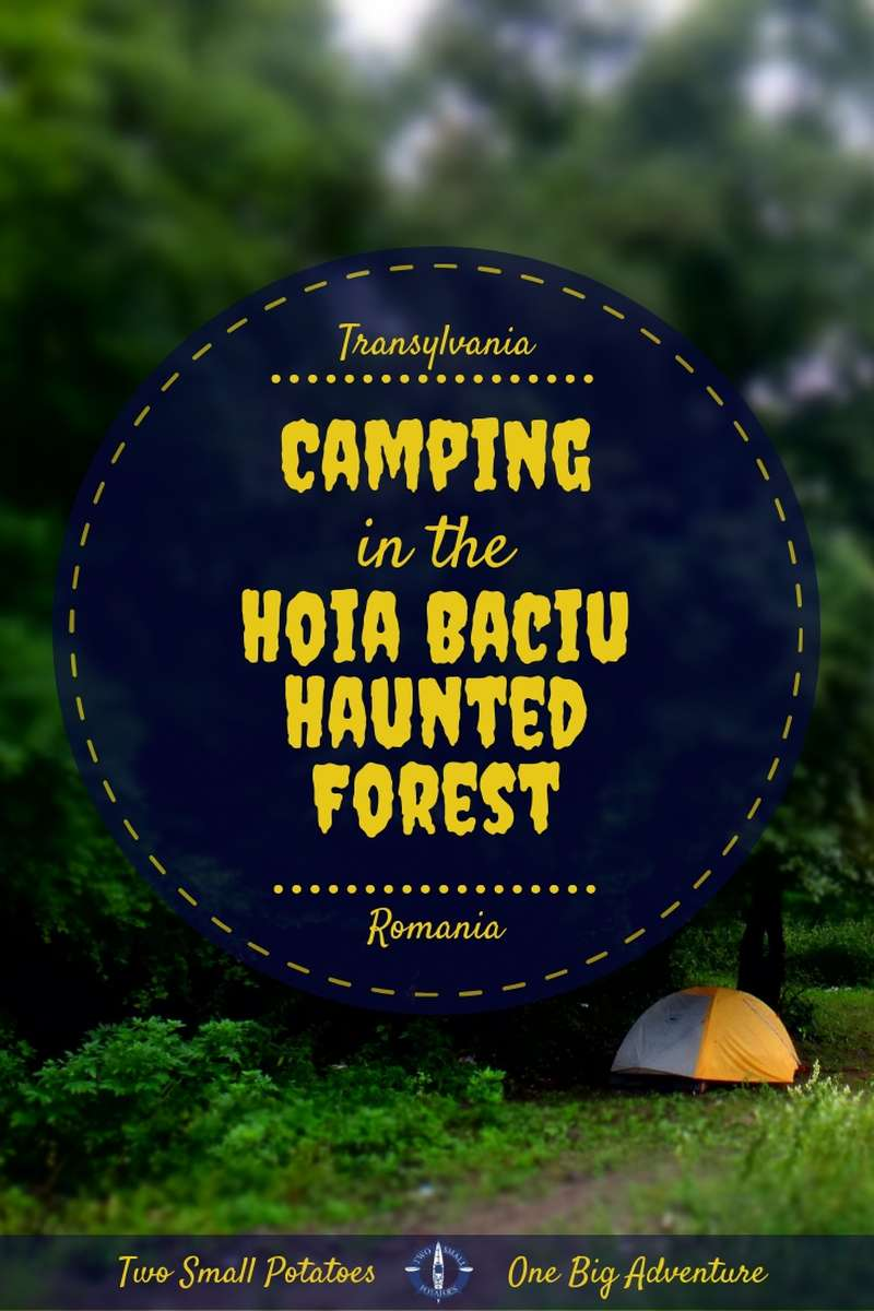 Legends abound about a small patch of woods in the heart of Transylvania - the Hoia Baciu forest.  Folks say it's haunted.  Is it true?  We decide to find out.