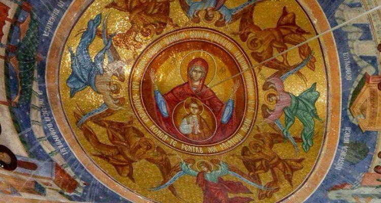 Biserica Nasterea Maicii Domnului in Romania