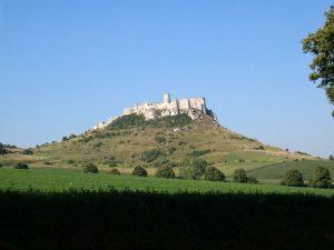 Spišský hrad in Slovakia