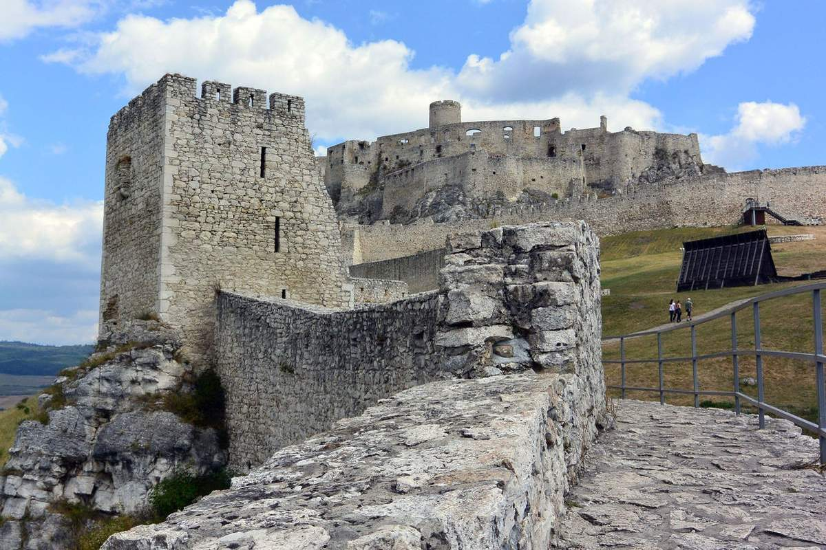 Why We Loved Spis Castle Two Small Potatoes Adventure