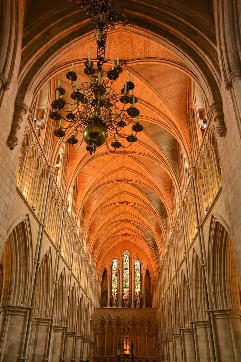 Nave of Southwark Cathedral