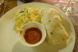 Yummy Mexican food in Givisiez, Switzerland