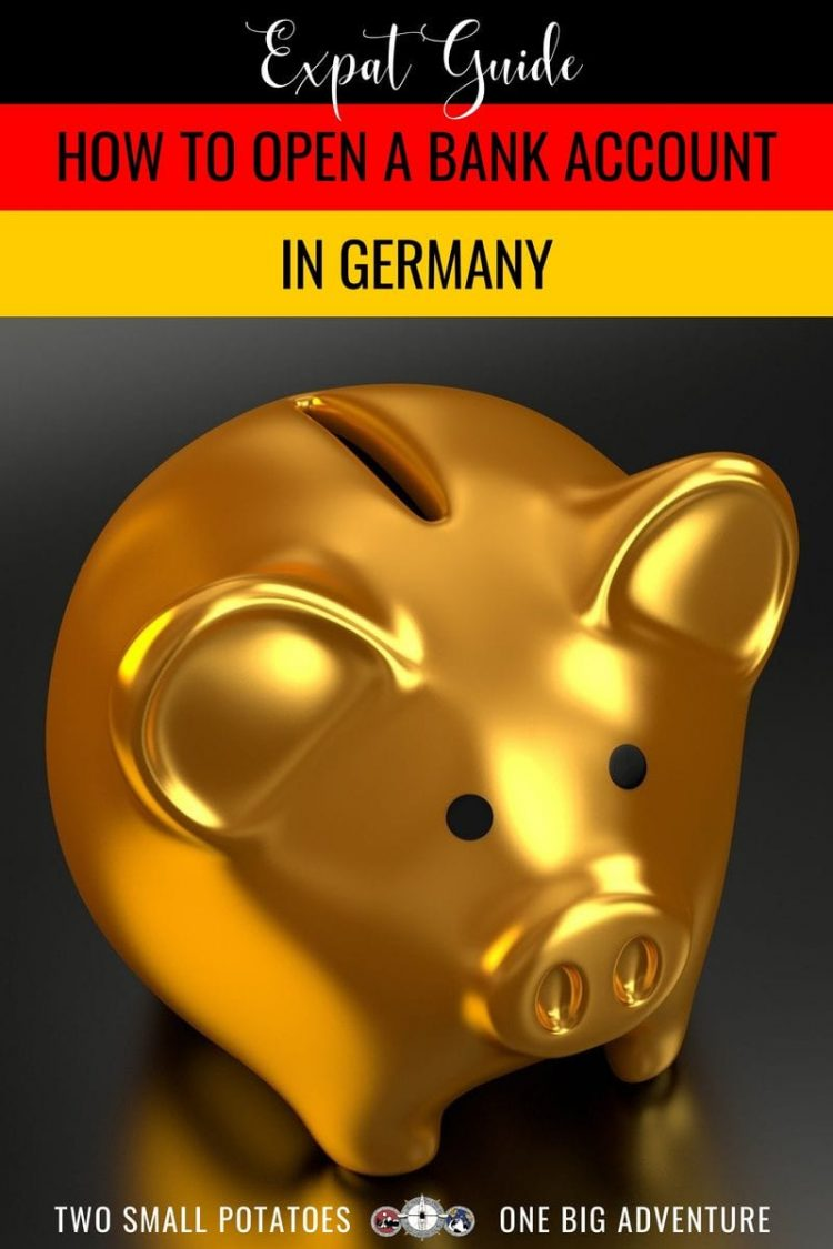 PIN, Opening A German Bank Account, TSP Travel