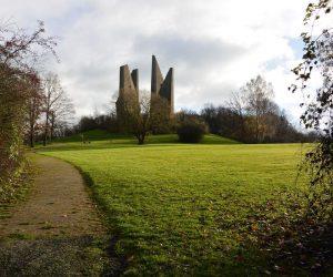 Peace Memorial in Friedland, Germany