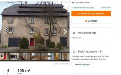 Castle for rent in Germany