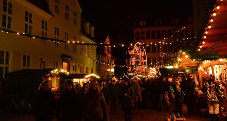2016 Goettingen Christmas Market, Germany