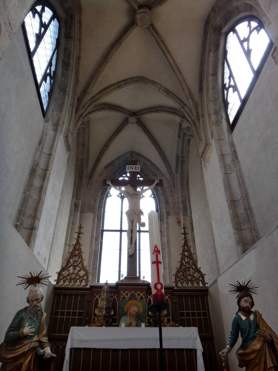 The Cemetery Church at Sedlec Ossuary