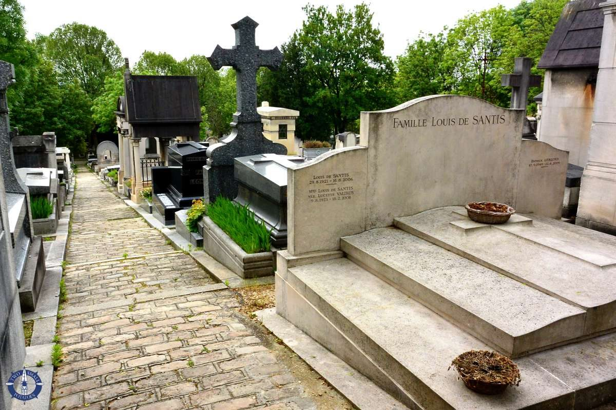 Image of Pere-Lachaise Cemetery for sale on Fine Art America